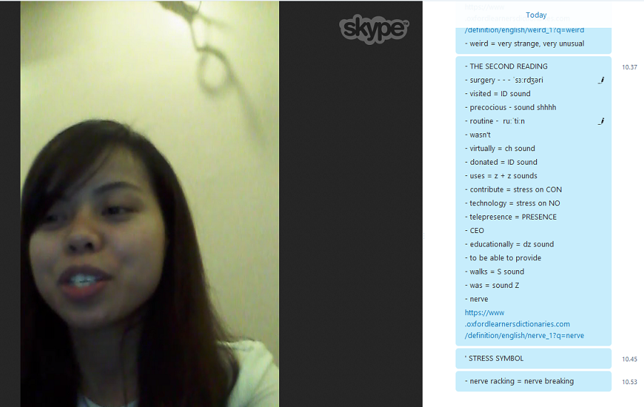 skype english vietnam