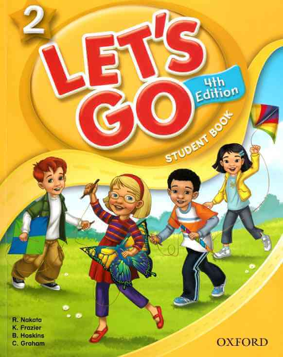 Let's Go - Khóa học Tuổi học sinh: 5-13 Let's Go - Thông tin khóa học